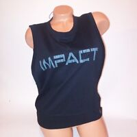 Jillian Michaels Impact Athletic Active Wear Muscle Shirt XXL Black