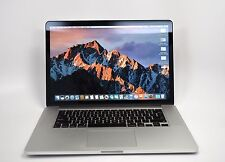 "15"" RETINA Apple MacBook Pro i7 2.5 1 TB SSD 16GB RAM+ APPLECARE 2018!"