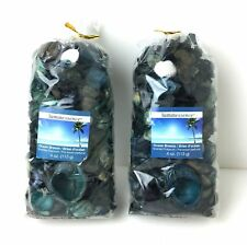 2x Ocean Breeze Potpourri in a 4 oz. Bag Each Luminessence - *Free Shipping*