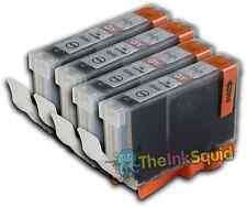 4 Grey CLI526 Cartuchos de tinta para Canon Pixma MP6150 MG6250 MG8150 MG8170 MG8250