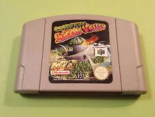 SpaceStation Sillicon Valley  - Nintendo 64 PAL