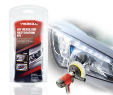 VISBELLA Headlamp Brightener Kit DIY Headlight Restoration for Car Head Lamp