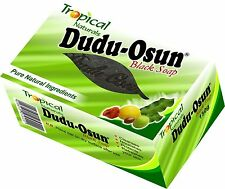 Dudu Osun Soap Tropical Naturals - Best of Eczema, Psoriasis, Acne and Body !
