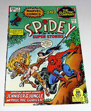 SPIDEY SUPER-STORIES #2  KRAVEN THE HUNTER 1974 ELECTRIC COMPANY Free Shipping
