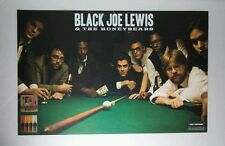 BLACK JOE LEWIS & THE HONEYBEARS TELL EM WHAT YOUR NAME IS 11x17 MUSIC POSTER