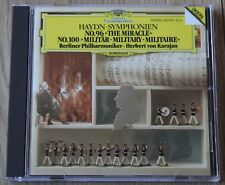 Haydn - Symphonien No 96 - No 100 - Karajan - Berliner Phil.- (1982) - A Fine CD