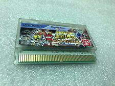 Wonderswan WSC Import japan game SAINT SEIYA Ogon Densetsuhen Bandai wonder