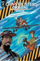 Ghostbusters #2 Crossing Over IDW comic 1st Print 2018 unread NM