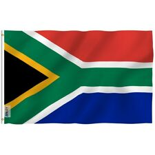 Anley 3x5 Foot South Africa Flag South African National Flags Polyester