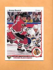 HOCKEY CARDS-90/91 UPPER DECK #63 JEREMY ROENICK ROOKIE CARD