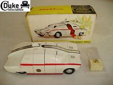 DINKY 105 CAPTAIN SCARLET MSV 'MAXIMUM SECURITY VEHICLE' - VERY GOOD in orig BOX