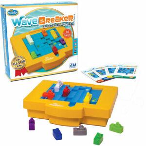 ThinkFun Wave Breaker Logic Board Game