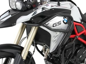 BMW F800GS From 2017 Tank Guard Black BY HEPCO AND BECKER