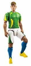 "FC Elite Neymar Da Silva Santos Jr. Footballer 12"" Action Figure 2016 Mattel-NEW"