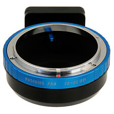 Fotodiox Pro Lens Adapter Canon FD and FL Lens to Fujifilm X Mount