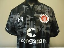 ST PAULI OFFICIAL LICENSED 3RD JERSEY 17/18 YOUTH LARGE NEW