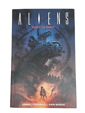 Dark Horse Comics ALIENS DUST TO DUST 2019 TPB Softcover NM REPS 1-4