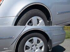 4PC Stainless Steel Wheel Well Accent Trim- WQ26360 For HYUNDAI SONATA 2006-2010