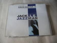 DAVID DEXTER. D - JACK LE JAZZMAN - 1993 CD SINGLE