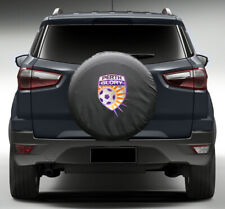 Perth Glory 4WD Spare Wheel Cover LARGE 77cm - HALF PRICE & FREE DELIVERY