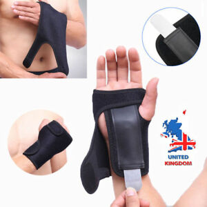 New Performance Carpal Tunnel Splint Wrist Brace Hand Support Fractures