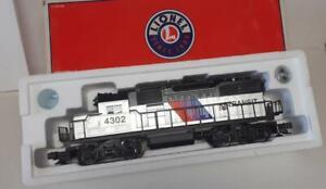 LIONEL 6-38238 - GP40 Diesel Engine # 4302 NJ Transit  Brand New In Box