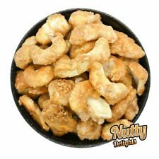 Cashew Honey Caramelized Roasted - Premium Quality - Gourmet Nuts