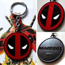 Anime Catoon X-men Deadpool Metal Keychain Pendant Key Chain Chaveiro Keyring LH