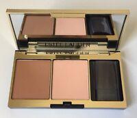 Estee Lauder Pure Color Envy Sculpting Blush Palette / Bronzer / Luminizer Duo