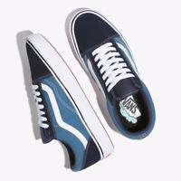 Vans Comfycush Old Skool Sneakers Original Shoes Navy VN0A3WMAVNT US Size 4-13
