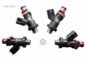 Set of 4 AUS Injectors 850 cc HIGH FLOW Racing fit HONDA S2000 2000-05 [G4-H]