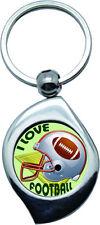 Football Américain - I love football 1 - Porte-clés