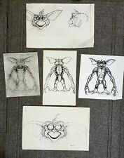 GREMLINS 2: THE NEW BATCH Rick Baker DAFFY COLOR TEST Concept Art