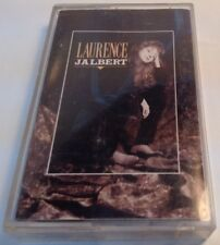 LAURENCE JALBERT Tape Cassette SELF TITLED ALBUM 1990 Audiogram Canada AD4-10029
