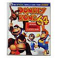 Brand New Donkey Kong 64  Strategy Guide