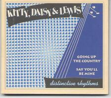 KITTY, DAISY & LEWIS - rare CD Maxi - Europe
