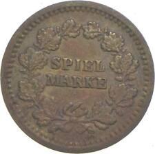 Better - 1800s Germany Elephant Spiel Marke Play Money *087