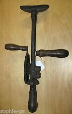 Antique/Vintage Hand Crank Drill - Unknown Brand