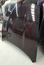 Nissan 370z Z34 OEM Bonnet 2011 Maroon Hood