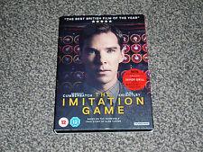 THE IMITATION GAME : 2015 CUMBERBATCH / KNIGHTLEY DVD IN VGC (FREE UK P&P)