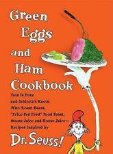 Green Eggs and Ham Cookbook-ExLibrary