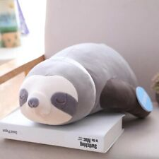 Plush Toy Sloth Animal Cute Pillow Gift Kids