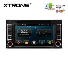 "AUTORADIO 7"" CD/DVD Android 7.1 QuadCore 2GB/16GB SUBARU FORESTER IMPREZA 07-12"