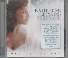 Katherine Jenkins Serenade Deluxe Ed. CD + DVD I will always love you O sole mio