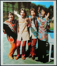 THE BEATLES POSTER PAGE . I AM THE WALRUS PROMO SHOOT JOHN LENNON . V24