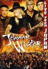 Johnny Winter: Live from Japan (2012, DVD NIEUW)