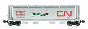 Z Scale INTERMOUNTAIN 85202-10 CANADIAN NATIONAL 59' Cylindrical Hopper # 370638