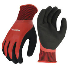Craftsman Acrylic Thermal Lined Cold Weather Waterproof Tool Grip Work Gloves