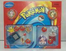 NEW Hasbro Nintendo Battpoke Pokemon Mew  Surfing Pikachu & MORE 2001 ULTRA RARE