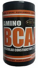 AMINO BCAA PERFECT RATIO!! 6:1:1 Sabor Naranja 500 g.